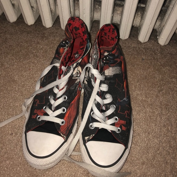 Harley converse (limited edition)